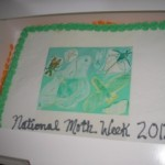 National Moth Week cake (photo: Dustin family)