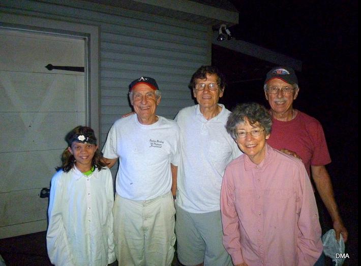The Inman SC moth-ers. Photo (c) Doug Inman